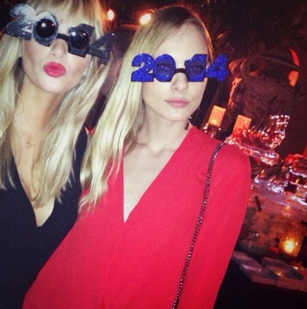 Foto de Las famosas de fiesta en Nochevieja 2013 (18/20)