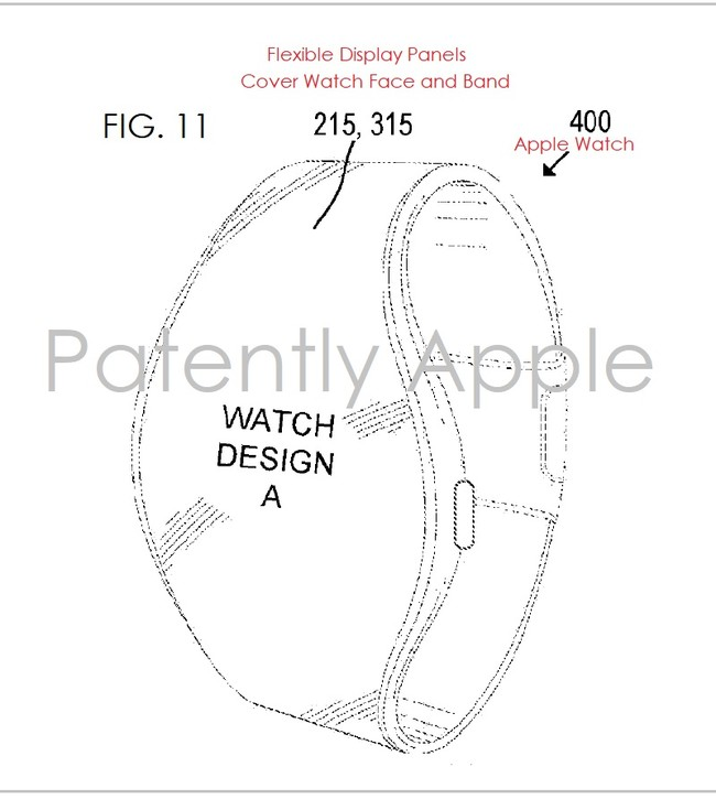 Apple Patente Watch