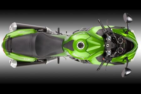 Kawasaki Zzr 1400 3