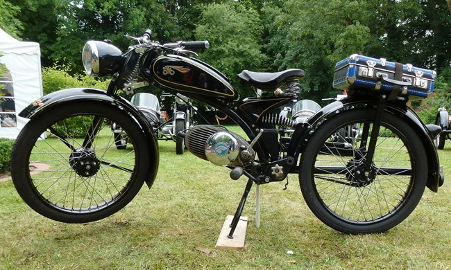 Imme R100 1950