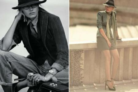 annie hall vogue paris3