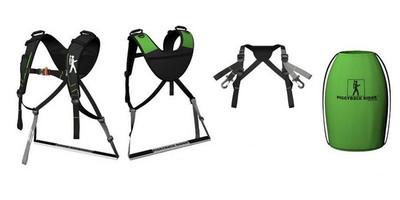 El Piggyback Rider, ¿será la evolución de las mochilas portabebés para niños grandes?
