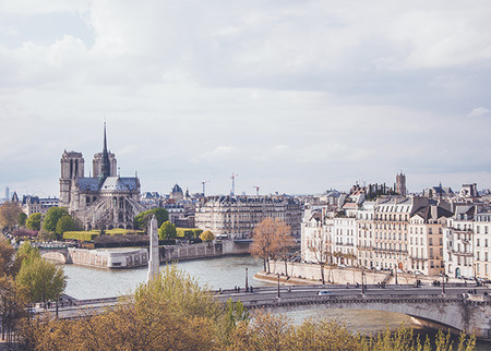 Catedral De Notre Dame Imagenes Antes Del Incendio 15 De Abril 4