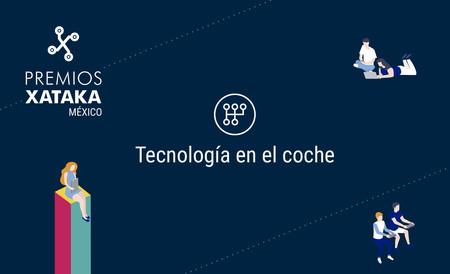 Mejor tecnología en el coche, vota por tu preferido para los Premios Xataka México 2018