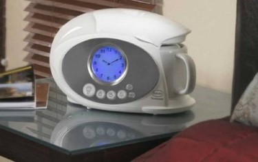 Un despertador que sabe preparar el té