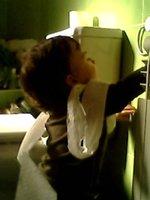 La última trastada de tus hijos: Íñigo envuelto en papel higiénico