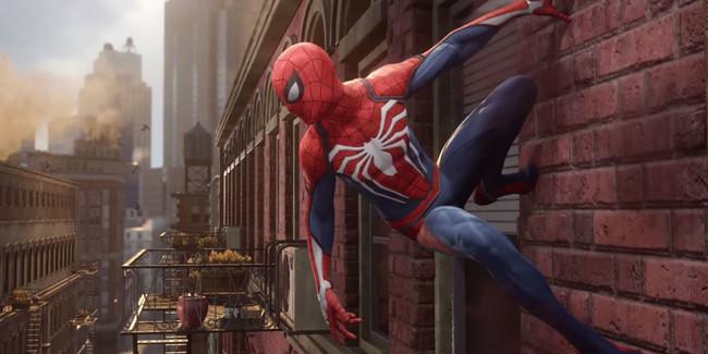 Spider Man Ps4 22