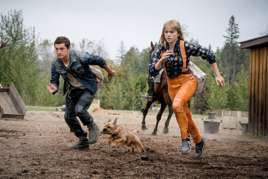 Trailer de 'Chaos Walking': acción en otro planeta de la mano del director de 'Al filo del mañana' con Tom Holland y Daisy Riley
