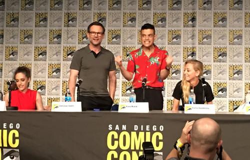 Comic-Con 2016: Vídeo musical de 'The Strain', vistazo a 'MacGyver', invasión de 'Mr. Robot' y más