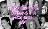 Premios Poprosa: Elijamos a la petarda del 2012