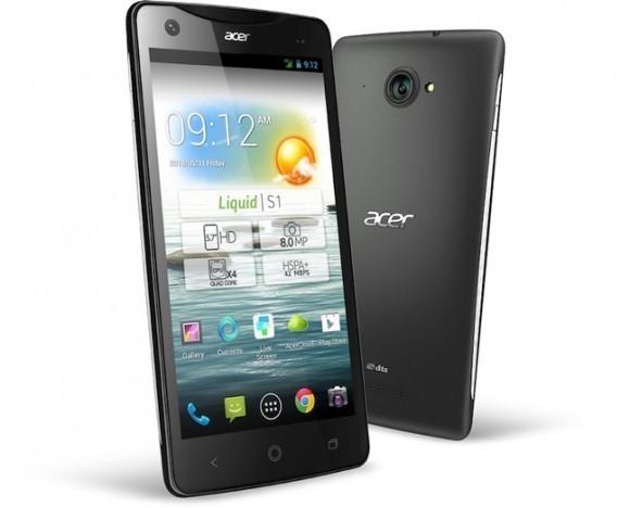 Acer Liquid S1, toda la información