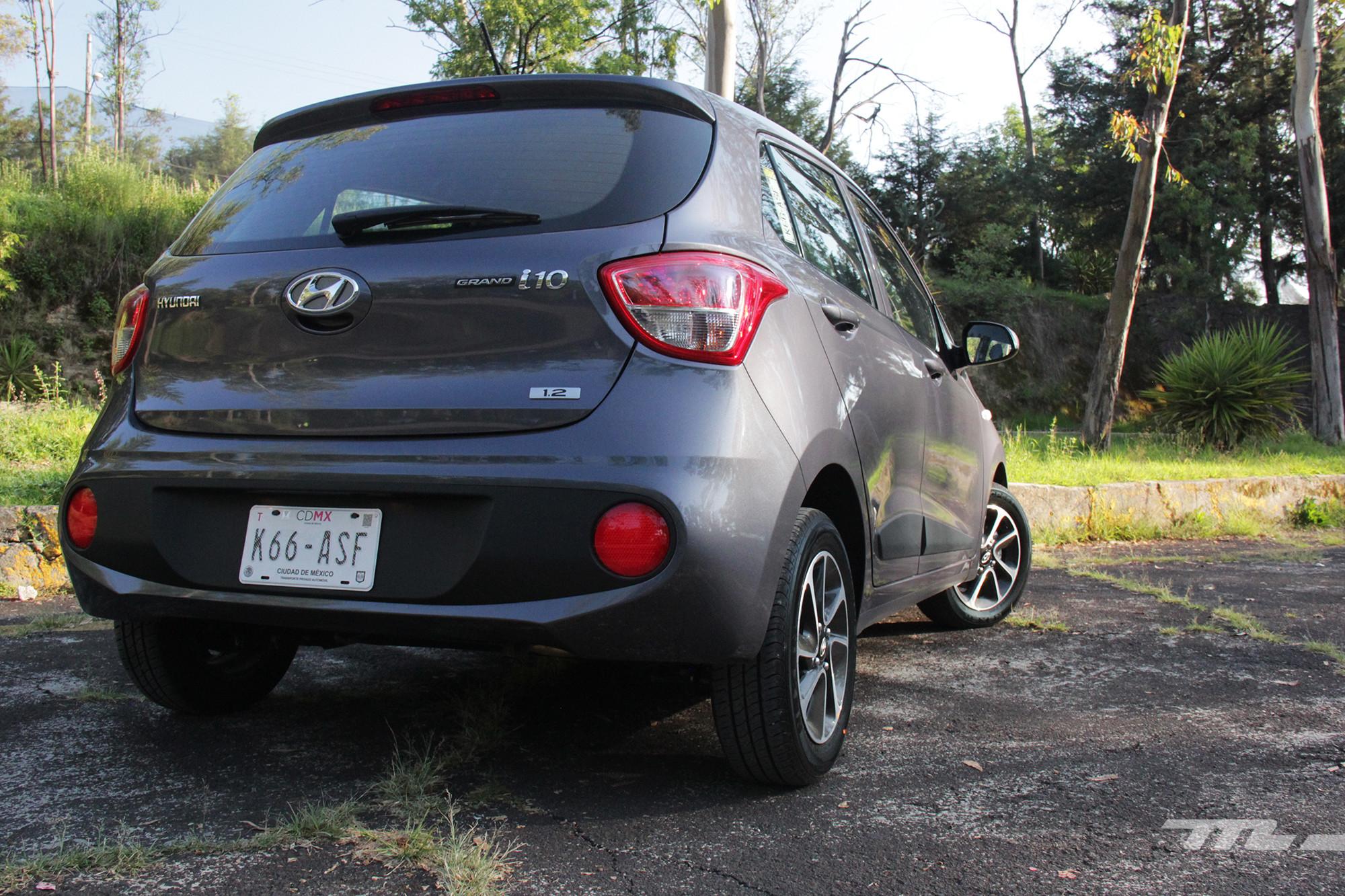 Foto de Hyundai i10 Grand Hatc (5/26)
