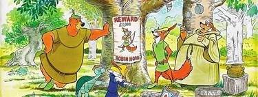 Disney prepara el remake en acción real de 'Robin Hood', el clásico musical animado de 1973