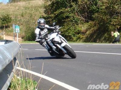 Honda CB1000R, la prueba (3/4)