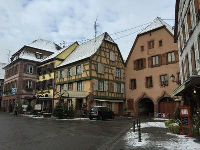 Pueblos pintorescos de Alsacia: Ribeauvillé