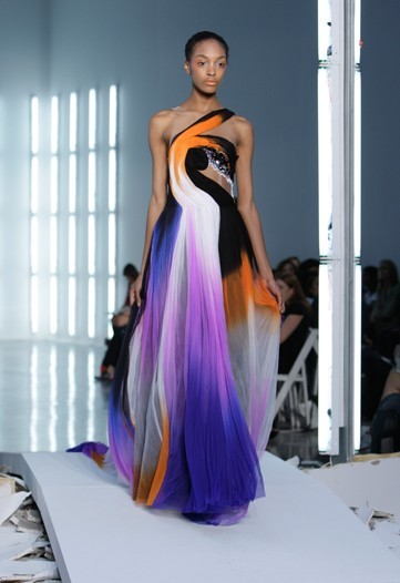 Rodarte en la Semana de la Moda de Nueva York primavera-verano 2009