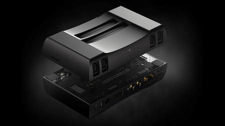 """¿Quieres una NES pero con un diseño mucho más """"fino""""? Analogue ya ha abierto las reservas para la Nt Mini Noir Edition"""