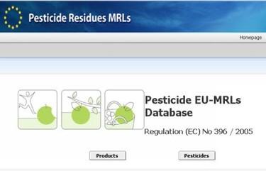 Hoy entra en vigor la lista de pesticidas permitidos por la Unión Europea