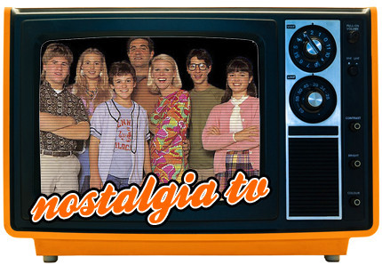 'Aquellos maravillosos años', Nostalgia TV