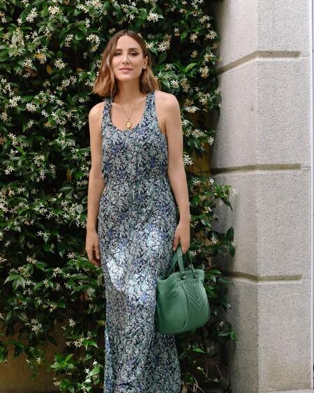 Tamara Falcó luce un precioso vestido largo de flores que es perfecto para cualquier ocasión
