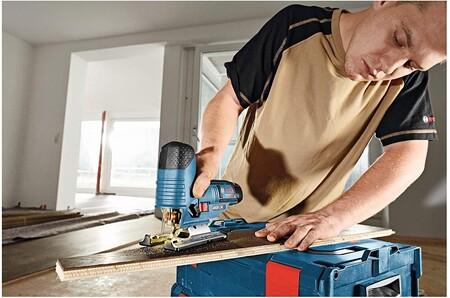 Ofertas en herramientas Bosch Professional en Amazon, con amoladoras, aspiradores o sierras de calar rebajadas hasta un 30%