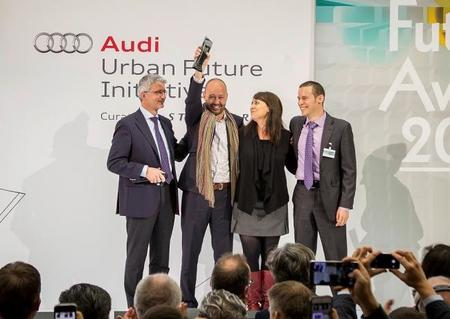 Audi Urban Future Award 2014