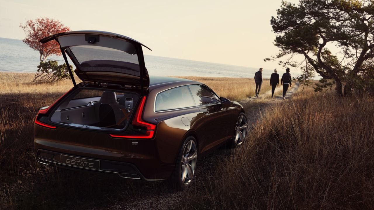 Foto de Volvo Concept Estate (2/9)