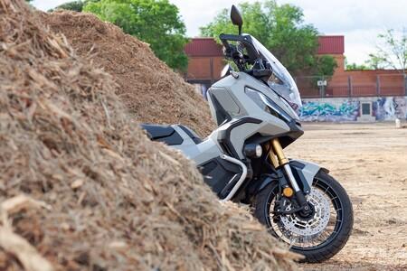 Honda X Adv 2021 Prueba 016