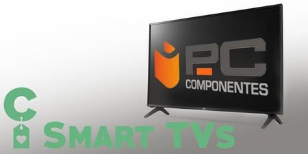 Ofertas de la semana en PcComponentes: la smart TV Samsung o LG que buscabas a un precio mucho más atractivo