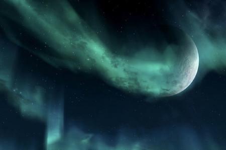 El maravilloso mundo de los menús y los cielos de los videojuegos: 18 obras de arte 'gaming' de 8 y más bits