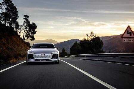 Audi A6 Etron Concept 12