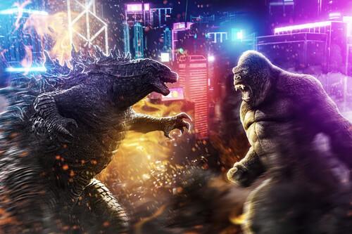 'Godzilla vs. Kong': un gigantesco crossover que funciona cuando estalla la acción pero confirma que el MonsterVerse ha ido de más a menos