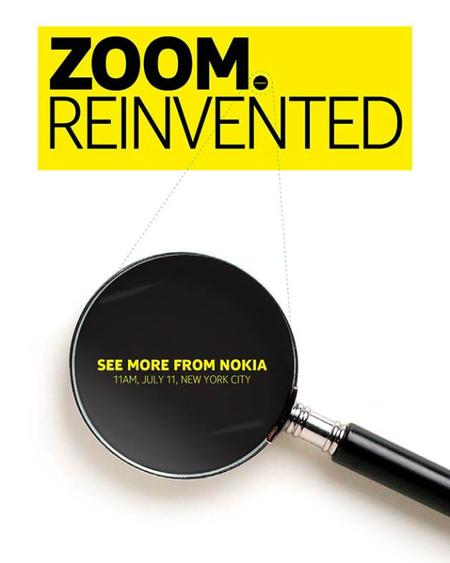Nokia envía las invitaciones para conocer el nuevo  Lumia con PureView