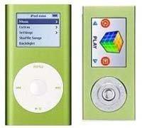 Apple denuncia a una empresa por un producto copia del iPod Mini
