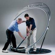 Explanar, entrenador futurista de golf