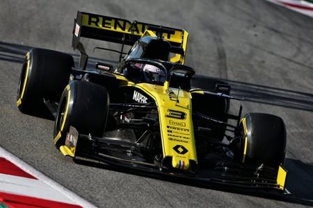Ricciardo Estreno Renault