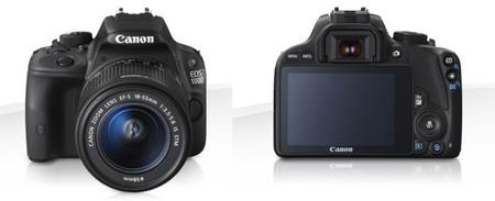 Canon EOS 100D: ideal para iniciarse en el mundo réflex