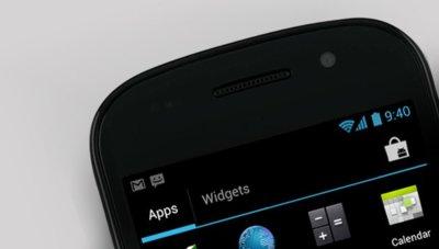 Nexus S se actualiza a Android 4.0.4 (Ice Cream Sandwich)