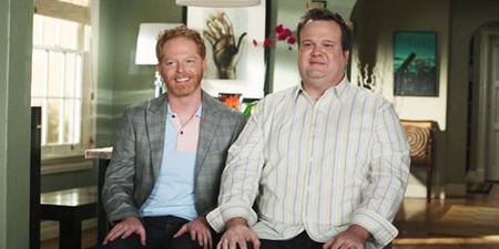'Glee' y 'Modern Family', entre las 10 series de 2009 para el AFI