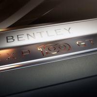 El Bentley EXP 100 GT comienza a destaparse con este teaser