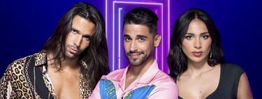 Nominados Secret Story: Miguel Frigenti, Luca Onestini y Sandra Pica, candidatos ser expulsados de 'La casa de los secretos'