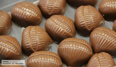 Paseo gastronómico por Flandes (II). Los mejores chocolates del mundo