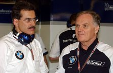 BMW Motorsport toma el  control de Sauber