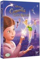 Cine para niños de estreno en DVD: Campanilla y el gran rescate