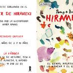 Dibuja hiramekis con la ilustradora María Ramos
