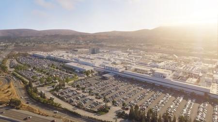 Tesla Fabrica Freemont