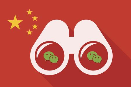 Confirmado: WeChat comparte los datos de sus usuarios con el Gobierno chino