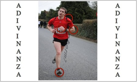 Solución a la adivinanza: los errores en la técnica del corredor son la posición de sus manos y brazos, el tronco y la zancada
