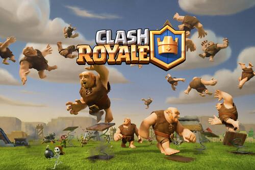 Mazo de Bruja y Gigante en Clash Royale: el equilibrio como bandera