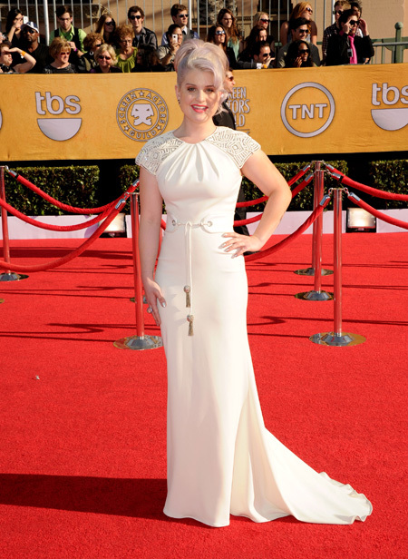 Kelly Osbourne Screen Actors Guild Awards